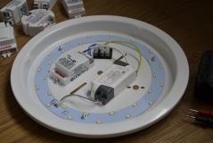 LED plafonjera sa senzorom #5