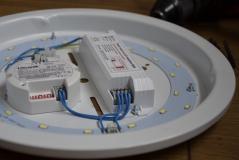 Panik LED plafonjera sa senzorom #1