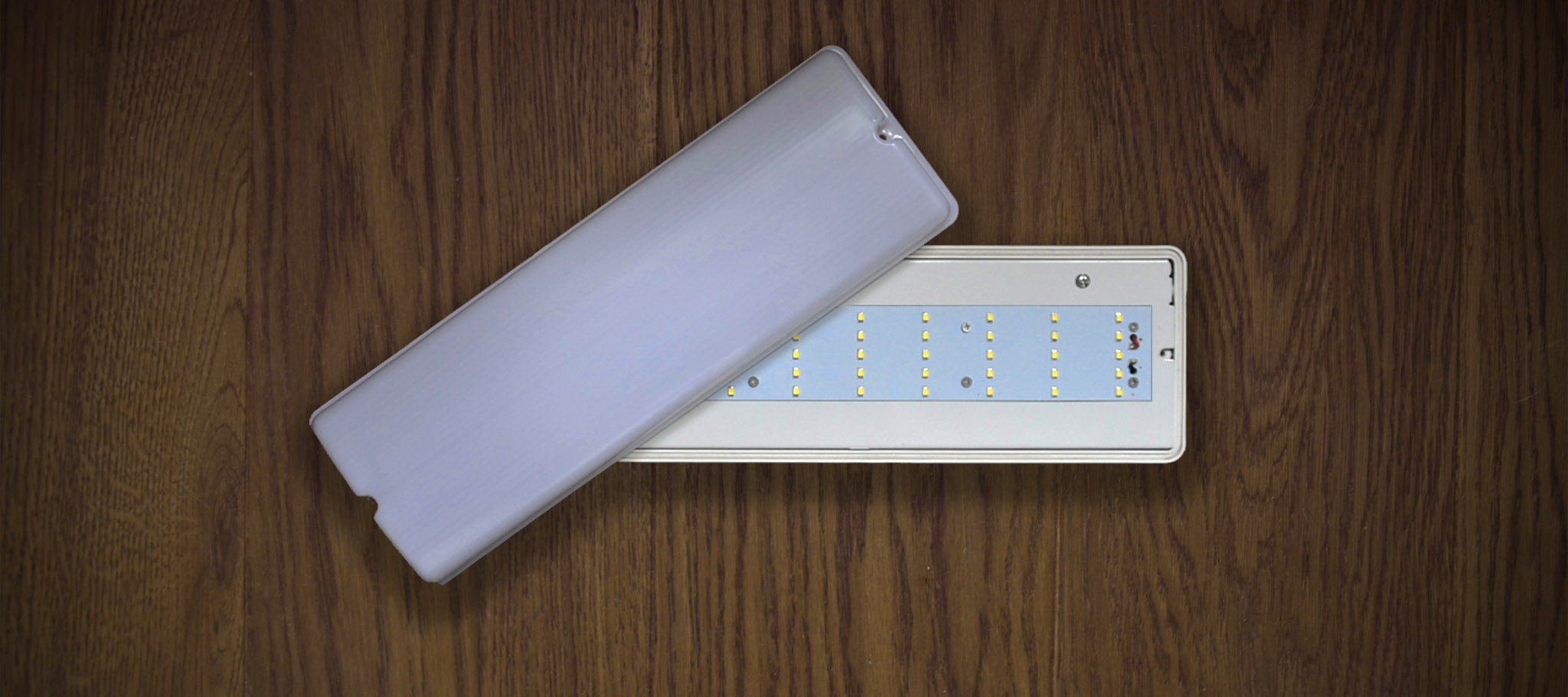 LED panik lampa za panik/nužnu rasvjetu