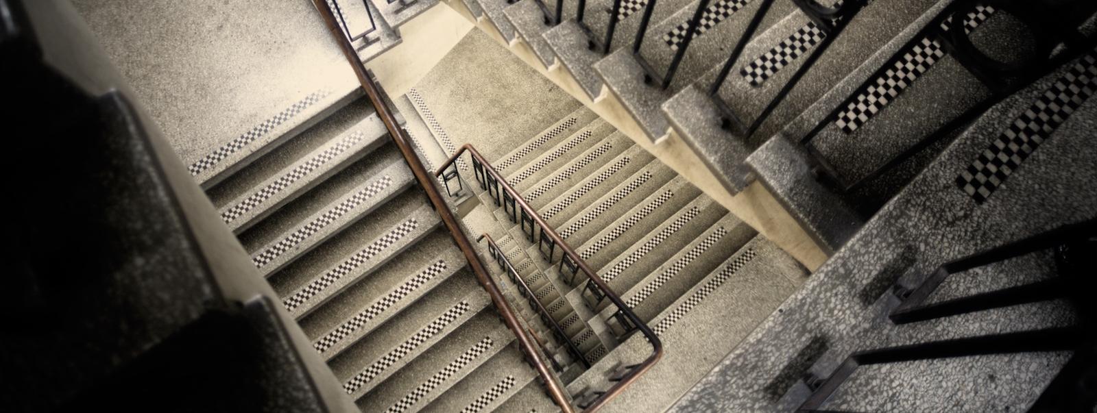 LED rasvjeta - stubišta i hodnici stambenih zgrada